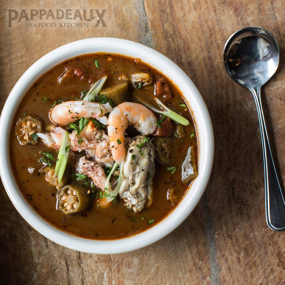 Pappadeaux Gumbo: Lunch Bunch At Pappadeaux Seafood Kitchen On